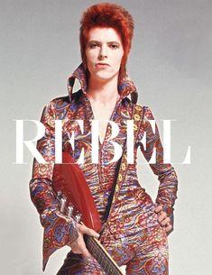 Portrait of David Bowie, 1972