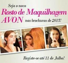 Tudo sobre Avon: Gostavas de aparecer no catálogo da Avon? :)