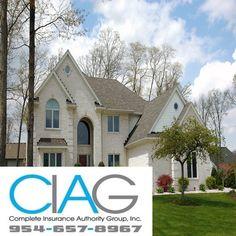 (954) 657-8967 Home Insurance Boca Raton: Get Insured by CIAG. #homeinsuranceBocaRaton