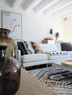 Gemütliche Altbauatmosphäre | SoLebIch.de Foto: Nikethedanishgirl #solebich  #wohnzimmer #ideen #Möbel #Einrichten #modern #wandgestaltunu2026