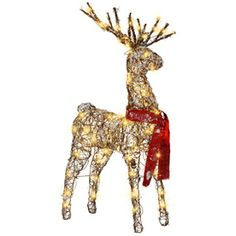 47 inch crystal snowman outdoor christmas decor wanimated led gemmy starry night grapevine deer outdoor christmas decoration with led white lights mozeypictures Images