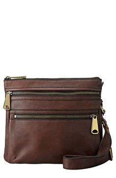 Fossil 'Explorer' Crossbody Bag available at #Nordstrom