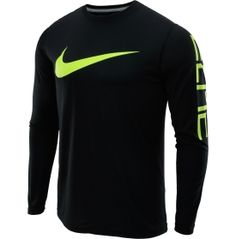 Nike Men's Elite Long Sleeve Basketball Shirt - Dick's Sporting Goods