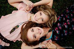 Best Friend Photo Shoot Ideas | Sr. Girls & Best friend Photo shoot ideas / seniors
