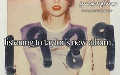 Just SWIFTIE things