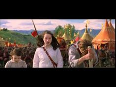 TRAILER- Narnia the witch the lion and the wardrobe