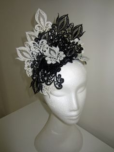 LA SCALA   BY ANGELICA NAVE  #millinery #hats #HatAcademy