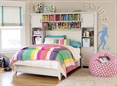 Image detail for -bedrooms for teenage girls. PB teen girls bedroom
