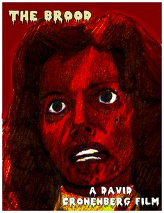 The Brood (1979) alternative poster