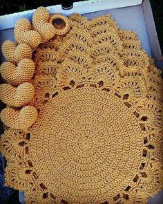 Pattern crochet coasters, Coffee Time Doily, Tea time Crochet Doilies, crochet rug pattern, hygge home decor (tutorial PDF file) Crochet Placemat Patterns, Crochet Shoes Pattern, Doily Patterns, Baby Knitting Patterns, Crochet Home, Diy Crochet, Crochet Doilies, Crochet Mandala, Filet Crochet