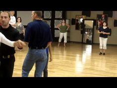 Come to a ballroom group  class like this at corkyballas studio in San Antonio Texas are Houston at IdanceCity