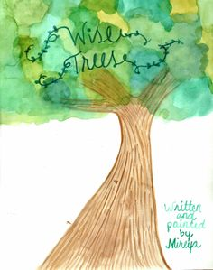 New wise trees book launching.