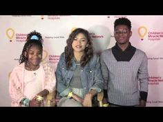Put Your Money Where the Miracles Are with Zendaya, Trinitee Stokes and Kamil McFadden - YouTube