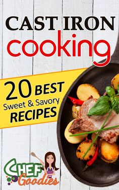 Online shopping from a great selection at Kindle Store Store. Wood Stove Cooking, Dutch Oven Cooking, Dutch Oven Recipes, Pan Cooking, Dutch Ovens, Skillet Cooking, Skillet Recipes, Skillet Meals, Cookbook Recipes