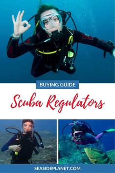 The 5 Best Scuba Regulators of 2020 [Buying Guide] Scuba Diving Equipment, Scuba Diving Gear, Scuba Diving Certification, Mens Dress Watches, Automatic Watches For Men, Seaside, Marketing, Adventure, Bucket