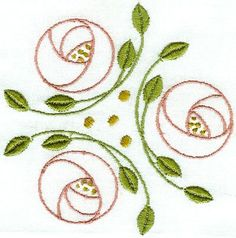 Art Deco Quilt Patterns | lovely little set of designs.They are really versatile,great on ...