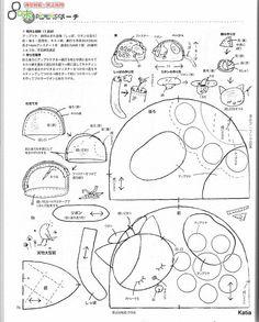 50个可爱拼布 - jiaojiao_zhang - Picasa Web Albums