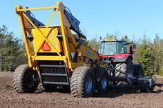 Rock Picker Tractors, Monster Trucks, Rock, Vehicles, Stone, Rock Music, Vehicle, The Rock, Stones
