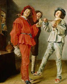 Judith Leyster (Dutch, 1609 - 1660) Merry Company, c. 1630–1631