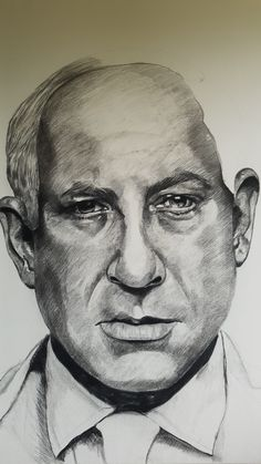 Netanyahu Sketches, Artist, Drawings, Doodles, Sketch, Sketchbook Drawings, Stencils