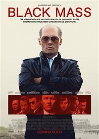 Johnny Depp & Co in einem guten Streifen über die Beziehungen des FBI zur Mafia