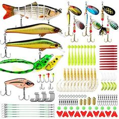 Trout Fishing Lures, Fishing Bait, Fishing Gifts, Saltwater Fishing, Fishing Reels, Fishing Tackle, Bass Fishing, Worm Bait, Plastic Worms