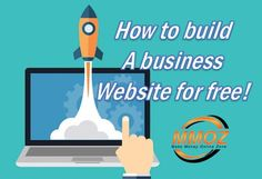 Learn how to build a business website for free. If you want a business website…