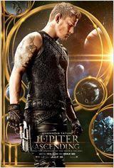 O Destino de Júpiter  Jupiter Jones (Mila Kunis) é a descendente de uma linhagem que a coloca como a próxima ocupante do posto de Rainha do Universo. Sem saber disto, ela segue sua vida pacata trabalhando como empregada doméstica nos Estados Unidos, país onde vive após deixar a Rússia. Um dia, ela recebe a visita de Caine (Channing Tatum), um ex-militar alterado geneticamente que tem por missão protegê-la a todo custo e levá-la para assumir seu lugar de direito.