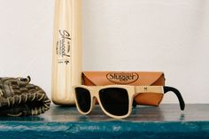 d81a1cca72f Image of Shwood for Louisville Slugger 2014 Spring Summer Collection Wooden  Sunglasses