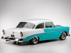 TRD 1956 Chevy Bel Air!!! - TundraTalk.net - Toyota Tundra Discussion Forum