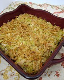 Plain Chicken: Chicken Rice-a-Roni Casserole