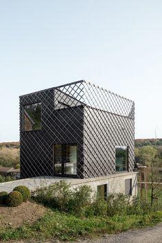 BLAF architecten . single family house . Overijse (1)