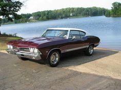 '68 Pontiac Beaumont