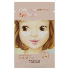 Buy 'Etude House – Collagen Eye Patch' with Free International Shipping at YesStyle.com. Browse and shop for thousands of Asian fashion items from South Korea and more!