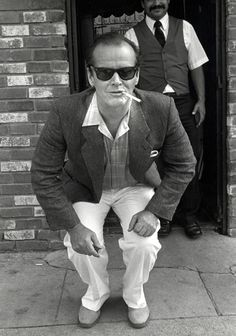 jack nicholson | Jack Nicholson, Friend to Photographers Everywhere Photo - Oh Snap! 20 ...