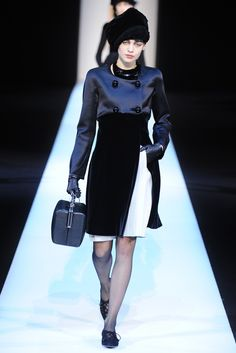 Giorgio Armani RTW Fall 2013 - Slideshow