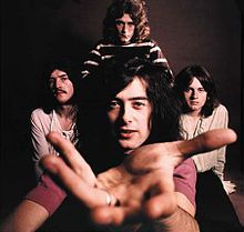 The birth of Led Zeppelin was a miracle