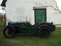 Austin 7 Ulster Special -  if you are rebuilding your Austin 7 Nippy or Austin Special Contour Autocraft fabricate Austin bodywork panels and bespoke classic car panels - www.contourautocraft.co.uk