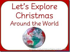 Let's Explore Christmas Around the World eBook