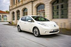 New Nissan Leaf with longer range thanks to 30kWh battery