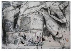 "Saatchi Art Artist Marion Costentin; Drawing, ""Protège-moi"" #art"