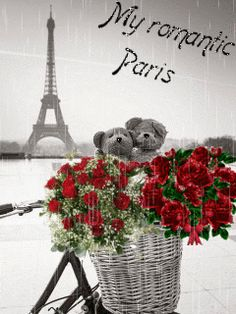 Il mio romantica Parigi