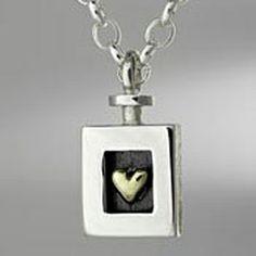 Rocks Jewellers, Jewellery Dublin Ireland - Heart of Gold Pendant - Necklaces from Alan Ardiff