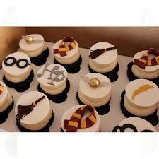 Bildergebnis für harry potter cupcake toppers