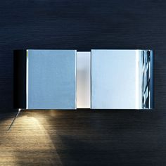 DUOS AP wall light by Contardi