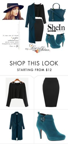 """""""Contest"""" by emily-763 ❤ liked on Polyvore featuring WearAll, L.K.Bennett, Beacon and Fendi"""