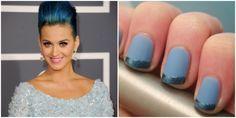 grammy awards 2012: red carpet inspired nail art