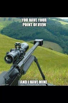 .50 cal sniper rifle