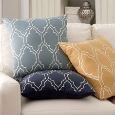 Birch Lane Lacey Linen Pillow Cover & Reviews | Wayfair