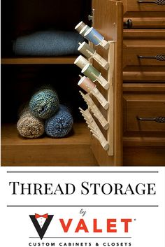 How do you store your thread?
